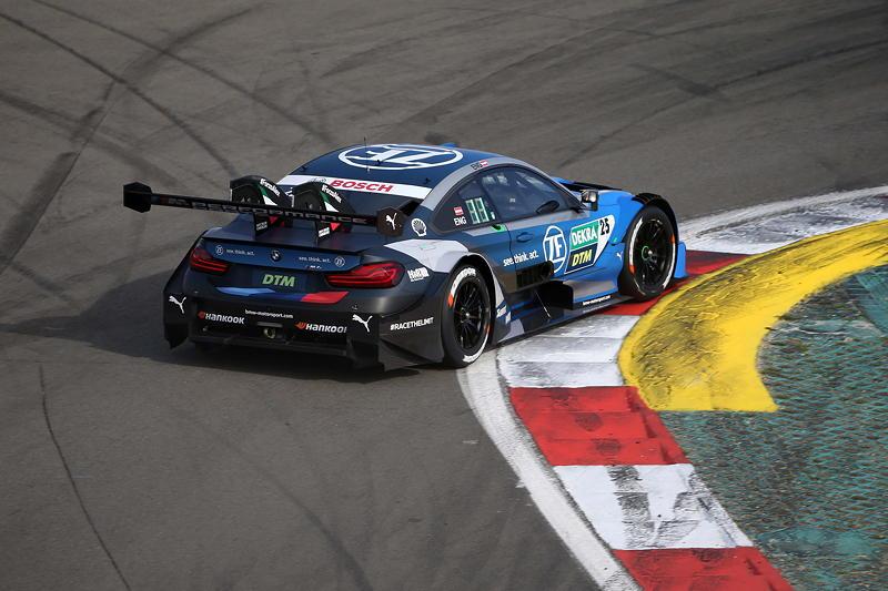 Nürburgring, 20.09.2020. DTM Rennen 12, Philipp Eng (AUT), BMW Team RBM, #25 ZF BMW M4 DTM.