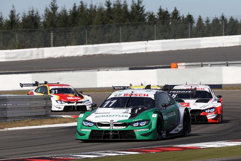Nürburgring, 20.09.2020. DTM Rennen 12, Marco Wittmann, BMW Team RMG, #11 Schaeffler BMW M4 DTM.