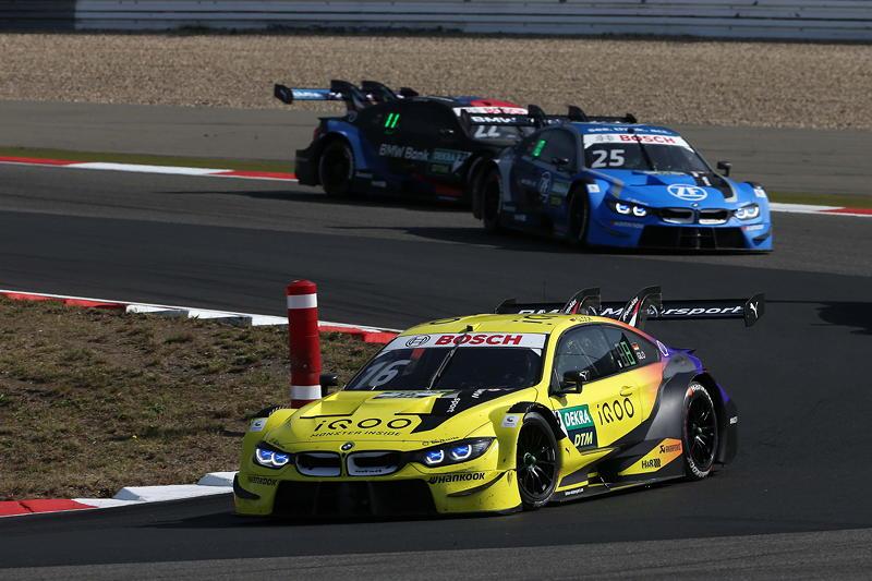 Nürburgring, 20.09.2020. DTM Rennen 12, Timo Glock, BMW Team RMG, #16 iQOO BMW M4 DTM.