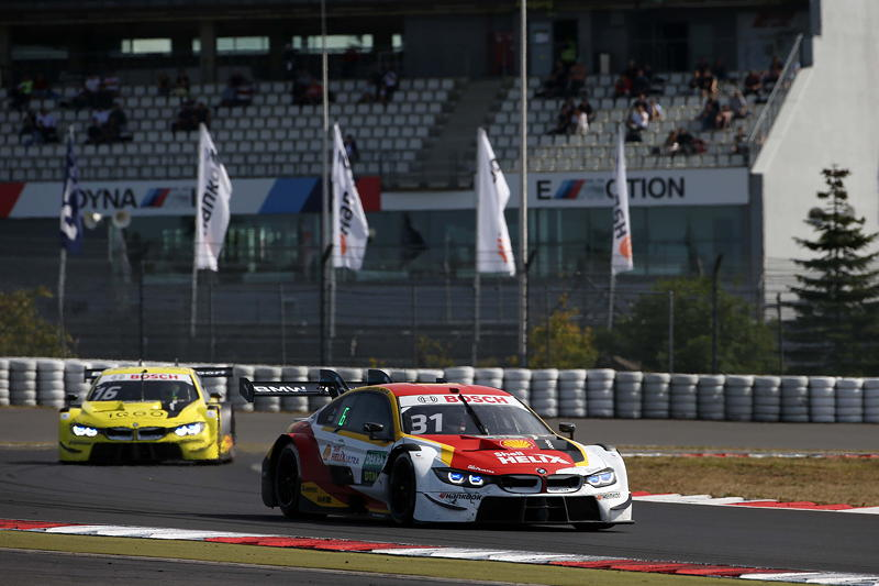 Nürburgring, 20.09.2020. DTM Rennen 12, Sheldon van der Linde (RSA), BMW Team RBM, #31 Shell BMW M4 DTM.