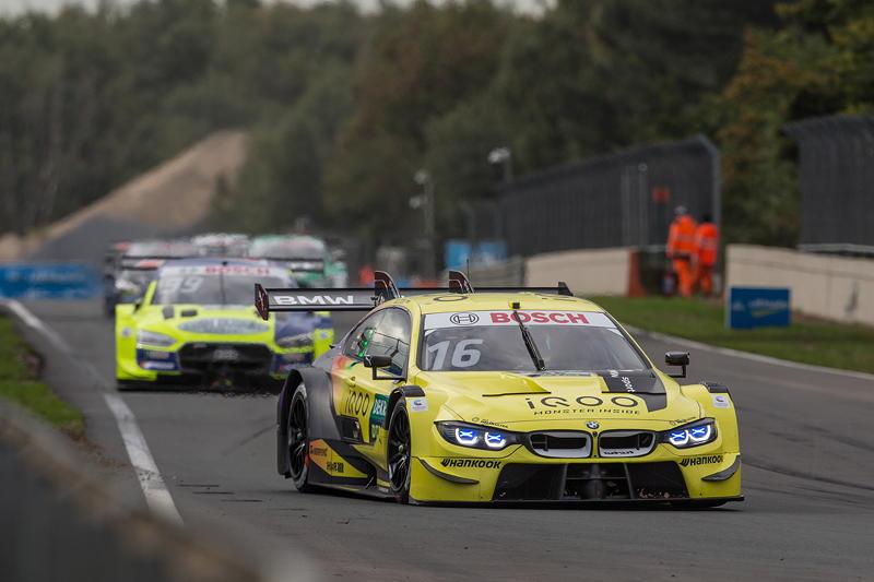 Zolder (BEL), 10.10.2020, DTM Rennen 13, Timo Glock (GER), BMW Team RMG, #16 iQOO BMW M4 DTM.