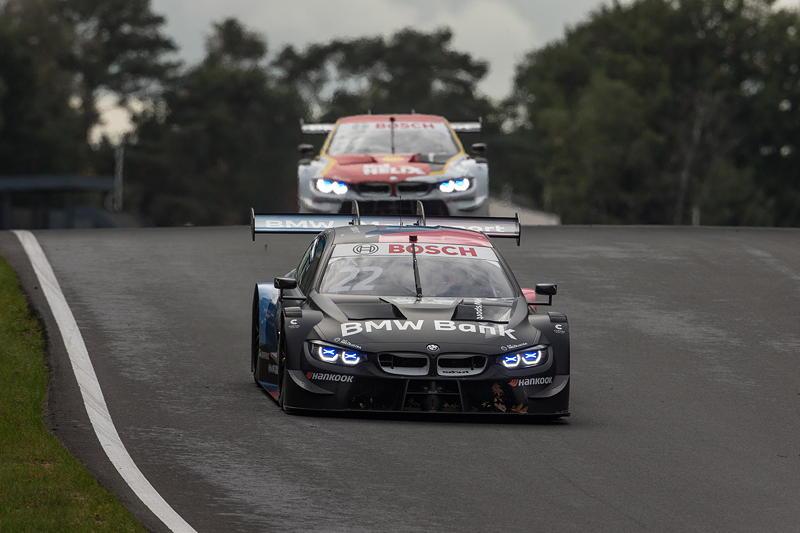 Zolder (BEL), 10.10.2020, DTM Rennen 13, Lucas Auer (AUT), BMW Team RMR,#22 BMW Bank M4 DTM.