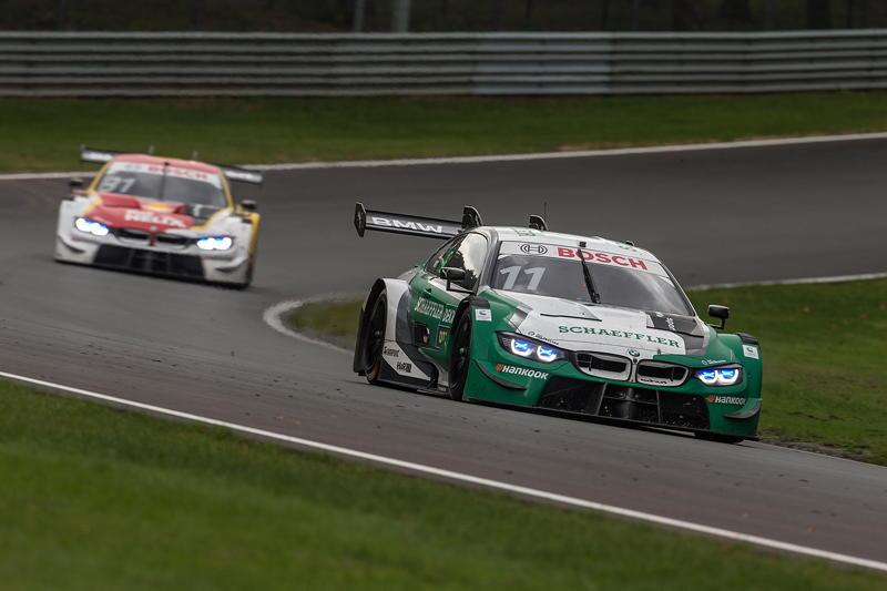 Zolder (BEL), 10.10.2020, DTM Rennen 13, Marco Wittmann (GER), BMW Team RMG, #11 Schaeffler BMW M4 DTM.