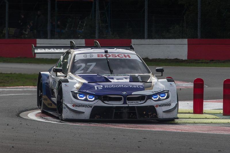 Zolder (BEL), 10.10.2020, DTM Rennen 13, Jonathan Aberdein (RSA), BMW Team RMR, #27 CATL BMW M4 DTM.