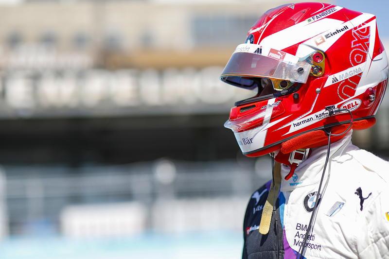 Berlin, 12.08.2020. ABB FIA Formula E Championship, Saisonfinale, Tempelhof, BMW i Andretti Motorsport, Maximilian Günther.