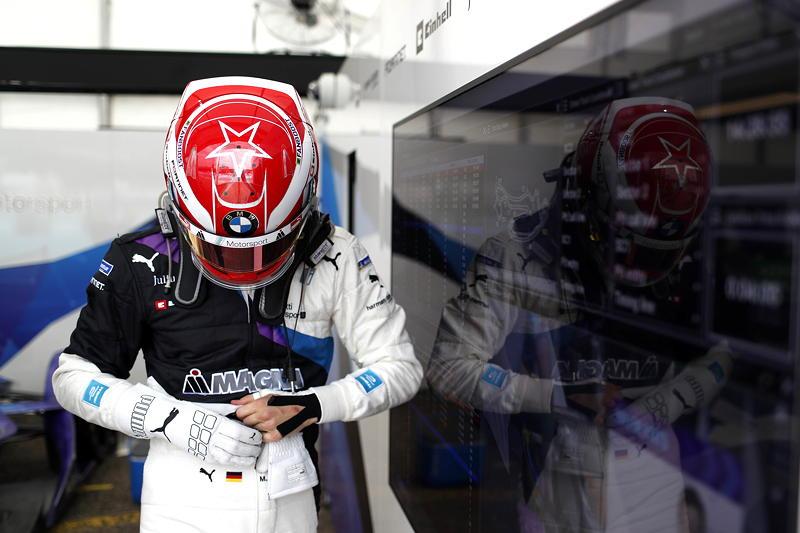 Berlin, 13.08.2020. ABB FIA Formula E Championship, Saisonfinale, Tempelhof, BMW i Andretti Motorsport, Maximilian Günther.