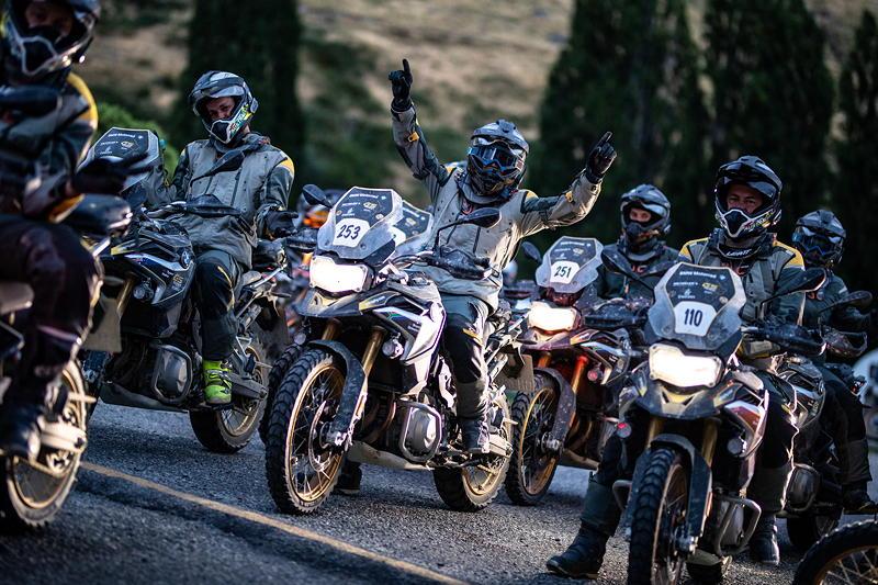 BMW Motorrad International GS Trophy 2020 Ozeanien. Finaltag.