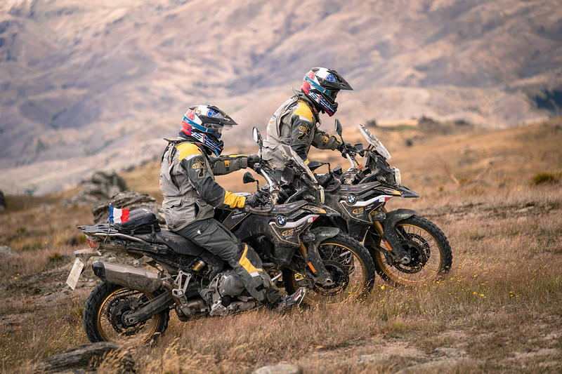 BMW Motorrad International GS Trophy 2020 Ozeanien. Finaltag.