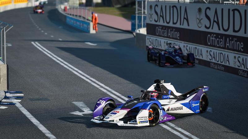 29.04.2020. ABB Formula E Race at Home Challenge, BMW iFE.20, BMW i Andretti Motorsport, Virtual Formula E, sim racing, sim, Maximilian Günther.