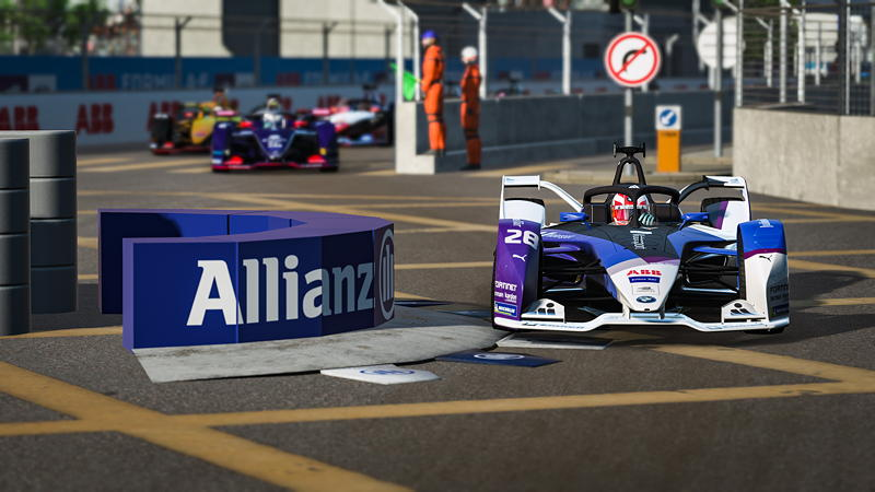 29.04.2020. ABB Formula E Race at Home Challenge, BMW iFE.20, BMW i Andretti Motorsport, Virtual Formula E, sim racing, sim, Maximilian Günther.
