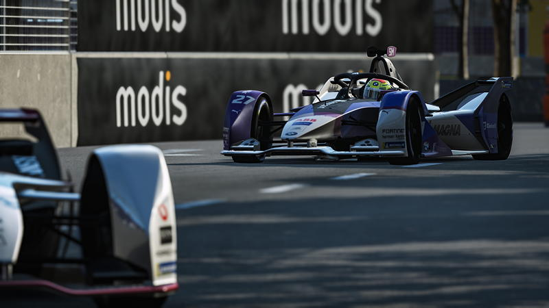 29.04.2020. ABB Formula E Race at Home Challenge, BMW iFE.20, BMW i Andretti Motorsport, Virtual Formula E, sim racing, sim, Alexander Sims.