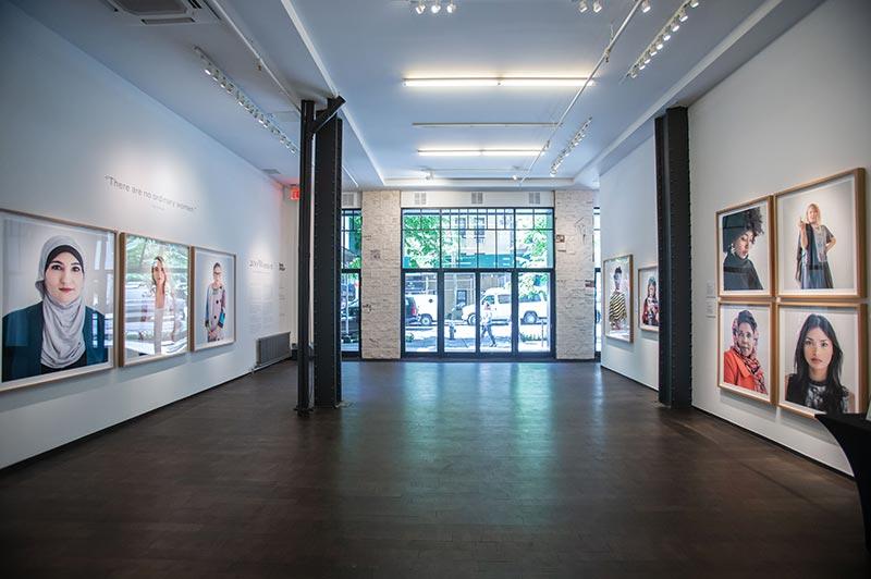 200 Women Exhibition, Pen + Brush Gallery