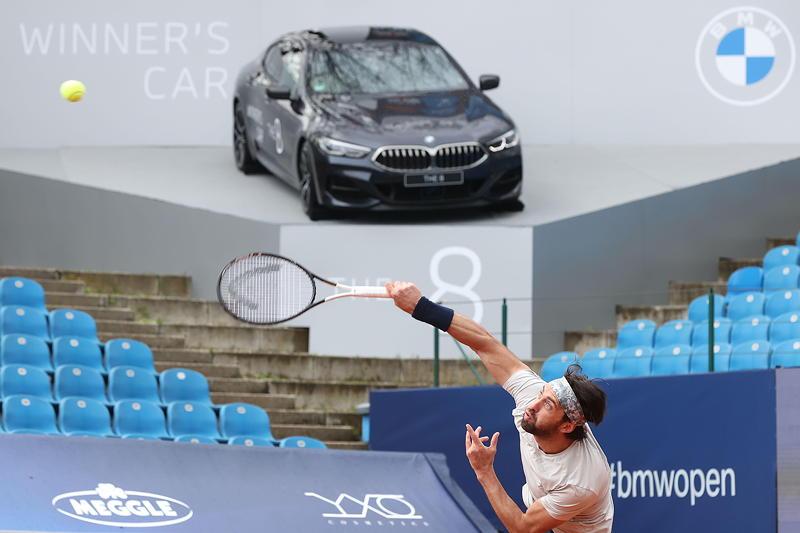 BMW Open 2021: Nikoloz Basilashvili, Sieger