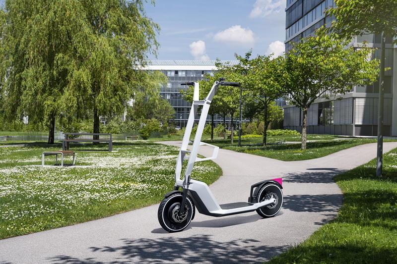 Impulse für urbane Mobilität: Concept Clever Commute