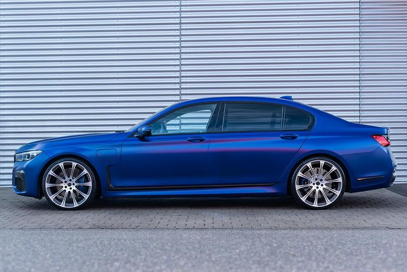 BMW 745Le xDrive (G12 LCI) Limousine 'DCL dÄHLer competition line'