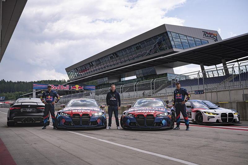 BMW M und die Red Bull Driftbrothers, Episode 2.