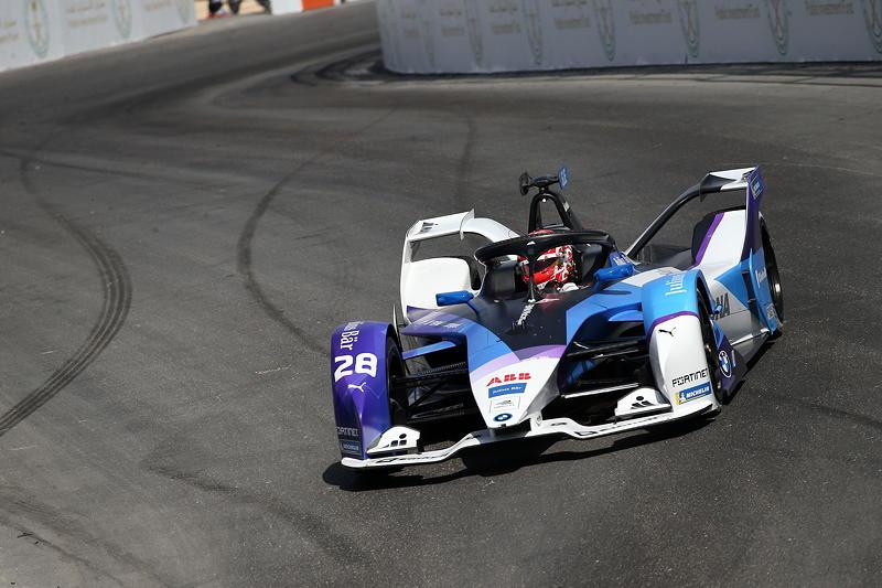 ABB FIA Formula E World Championship 2021, Diriyah E-Prix, 2. Rennen, Maximilian Günther (GER) #28 BMW iFE.21.