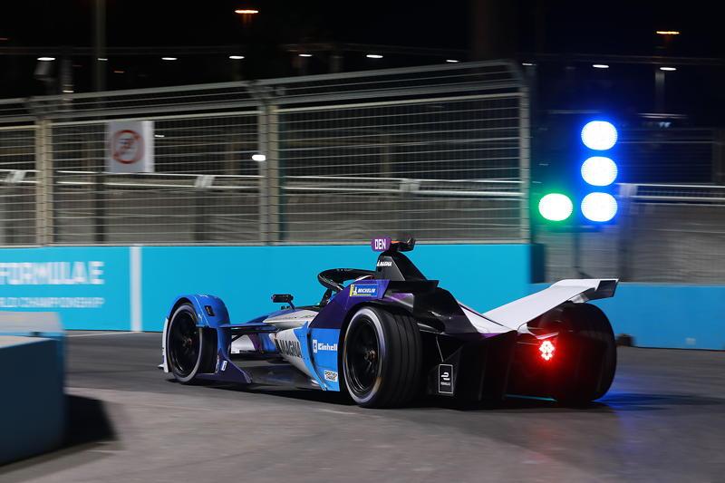 ABB FIA Formula E World Championship 2021, Diriyah E-Prix. Jake Dennis (GBR) #27 im BMW iFE.21.