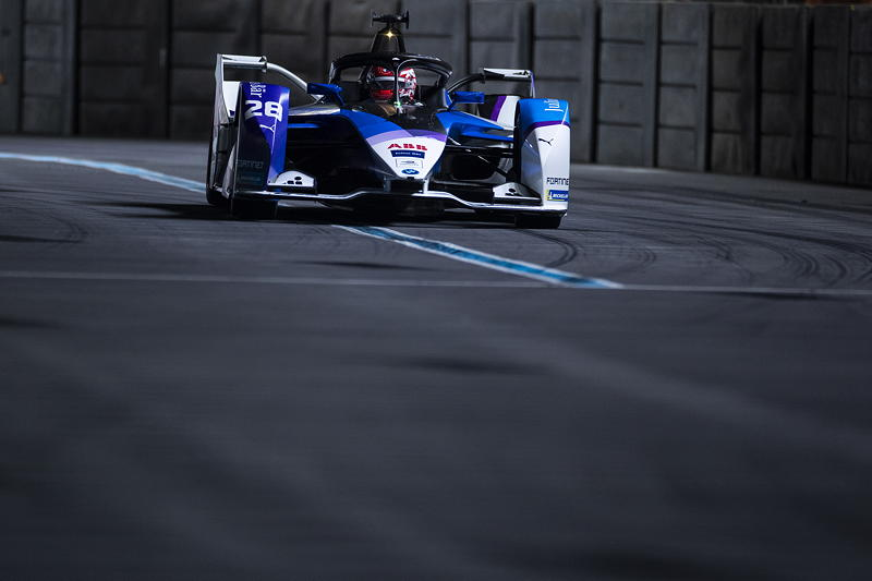 London (GBR), 23.-25.06.21. ABB FIA Formula E London E-Prix, Maximilian Günther (GER) #28 BMW iFE.21.