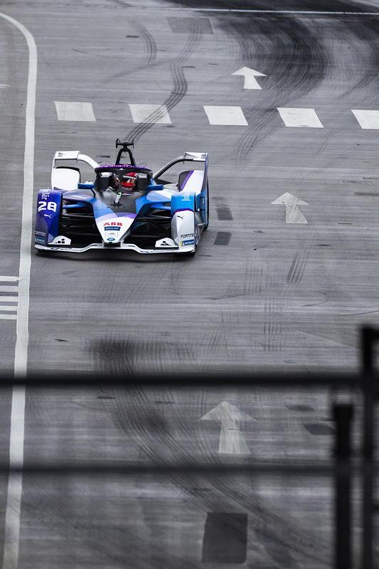 London (GBR), 23.-25.06.21. ABB FIA Formula E London E-Prix, Maximilian Günther (GER) #28 BMW iFE.21,