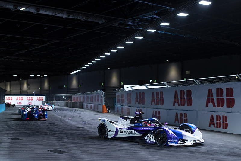 London (GBR), 23.-25.06.21. ABB FIA Formula E London E-Prix, Jake Dennis (GBR) #27 BMW iFE.21.