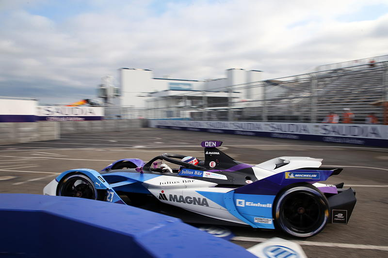 New York (USA), 08.-11.07.2021. ABB FIA Formula E World Championship, New York E-Prix, Jake Dennis (GBR) #27 BMW iFE.21.