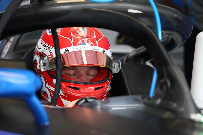 New York (USA), 08.-11.07.2021. ABB FIA Formula E World Championship, New York E-Prix, Maximilian Günther (GER) #28 BMW iFE.21.