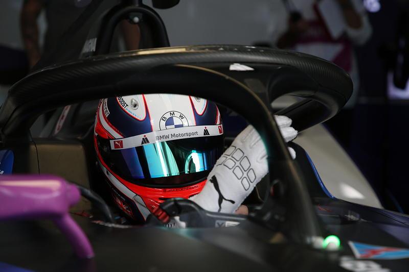 New York (USA), 08.-11.07.2021. ABB FIA Formula E World Championship, New York E-Prix, Jake Dennis (GBR) #27 BMW iFE.21, BMW i Andretti Motorsport.