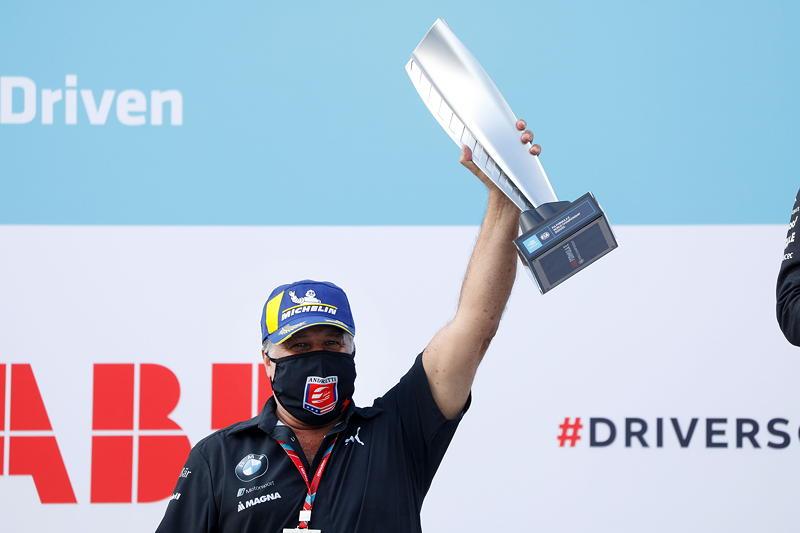 New York (USA), 08.-11.07.2021. ABB FIA Formula E World Championship, New York E-Prix, Michael Andretti (USA), Chairman / CEO BMW i Andretti Motorsport.