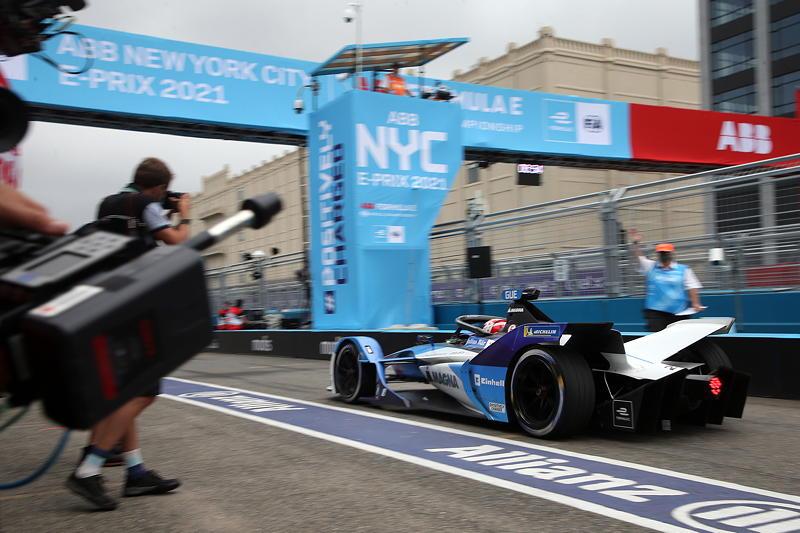 New York (USA), 11.07.2021. ABB FIA Formula E World Championship, New York E-Prix, Maximilian Günther (GER) #28 BMW iFE.21.
