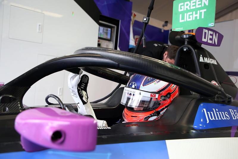 ABB FIA Formula E World Championship, Rome E-Prix 1, Jake Dennis (GBR) #27 BMW iFE.21