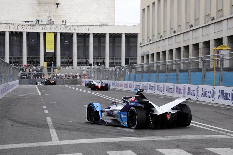 ABB FIA Formula E World Championship, Rome E-Prix 1, Maximilian Guenther (GER) #28 BMW iFE.21