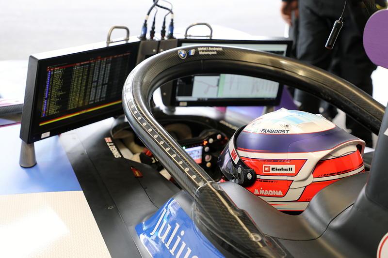 ABB FIA Formula E World Championship, Rome E-Prix, Jake Dennis (GBR) #27 BMW iFE.21