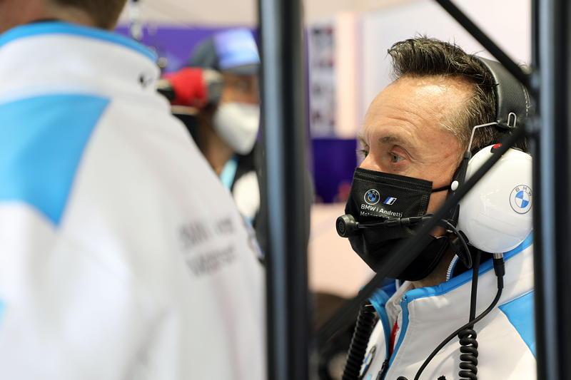 ABB FIA Formula E World Championship, Rome E-Prix, Roger Griffiths (GBR) Teamchef. BMW i Andretti Motorsport.