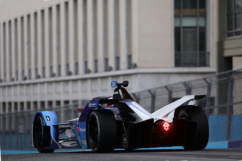 ABB FIA Formula E World Championship, Rome E-Prix, Maximilian Günther (GER) #28 BMW iFE.21