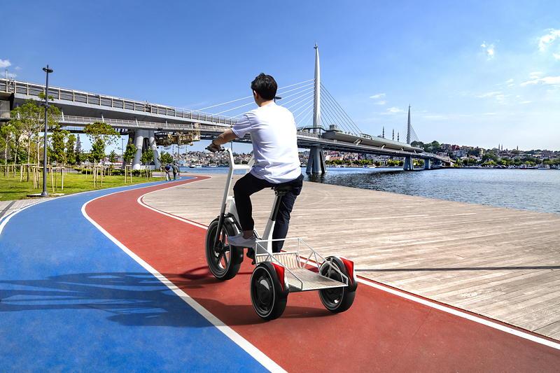 Impulse für urbane Mobilität: Concept Dynamic Cargo