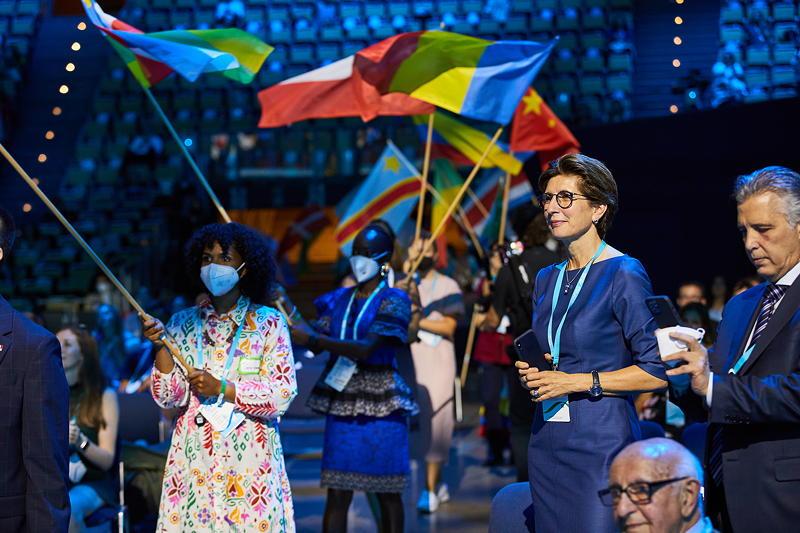Eröffnungszeremonie OYW