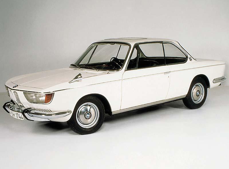 BMW 2000 CS (1965-1970)