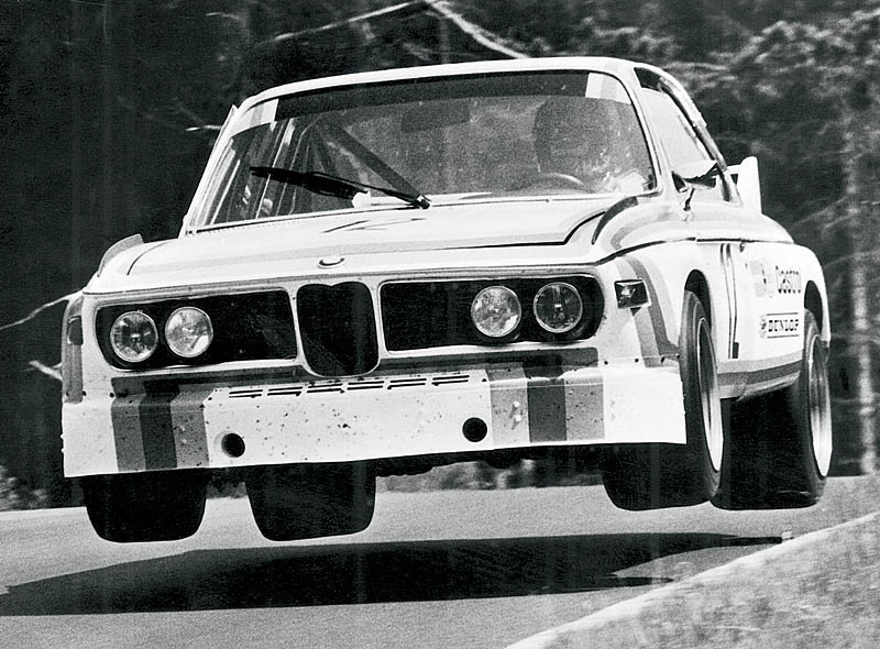 BMW 3.0 CSL, 1973
