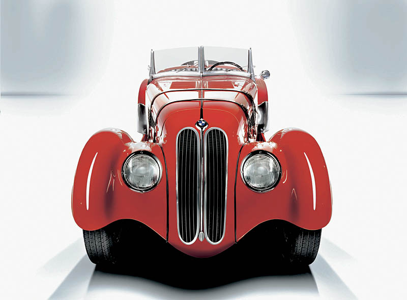 BMW 328, 1936