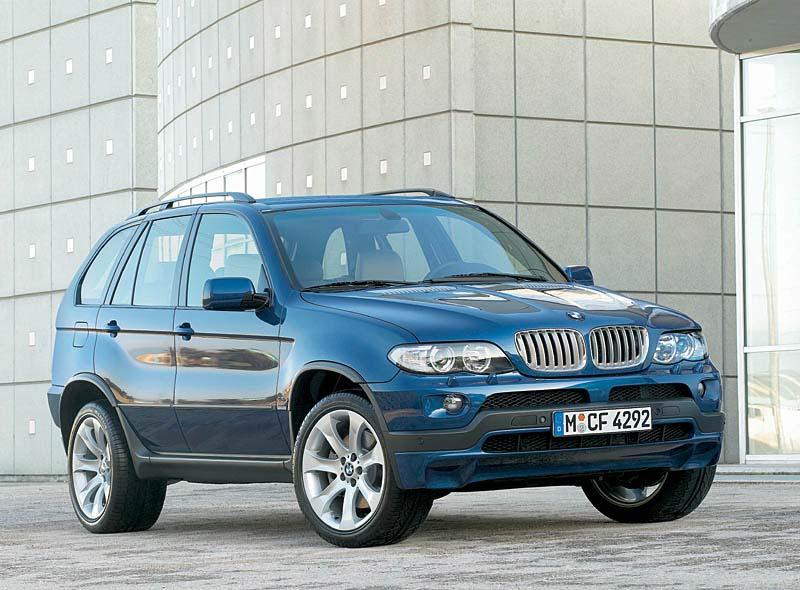 BMW X5 4,8is