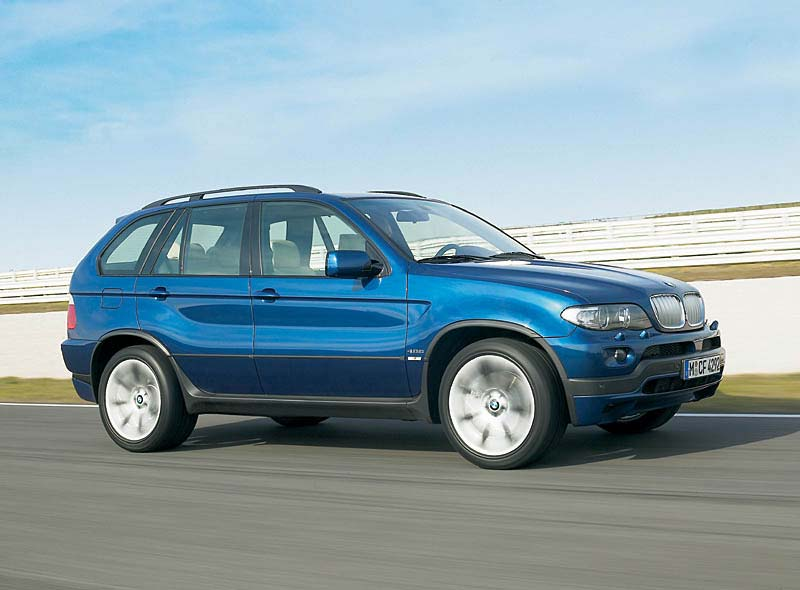 BMW X5 4,8is