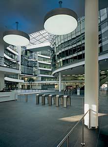 Das Neue Projekthaus Im Forschungs Und Innovationszentrum