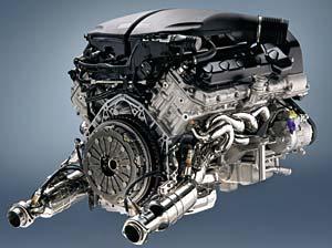Neuer Bmw M5 10 Zylinder Motor Im Detail