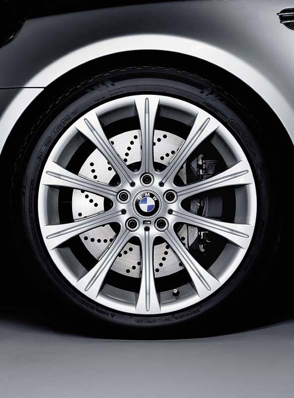 BMW M5 Rad