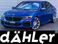 dÄhler bringt den BMW 745Le auf 521 PS