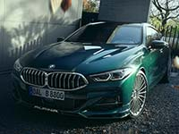 Sharpen all your senses: der neue BMW Alpina B8