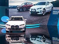 BMW Group unterstreicht auf IAA Mobility 2021 konsequenten Fokus auf Nachhaltigkeit.