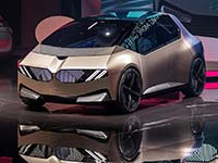 Der BMW i Vision Circular.