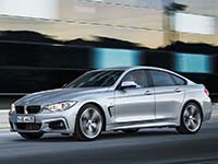 Das neue BMW 4er Gran Coupé